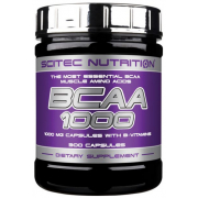 BCAA Scitec Nutrition - BCAA 1000 (100 капс)