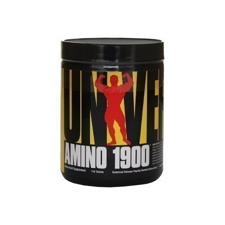 Аминокислоты Universal Nutrition - Amino 1900 (110 таблеток)