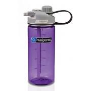 Бутылка для воды Nalgene - Multidrink (600 мл) [Фиолетовая, серая крышка]