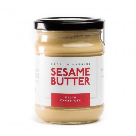 Кунжутная паста Peanut Butter - Sesame Butter Кунжут (250 грамм)