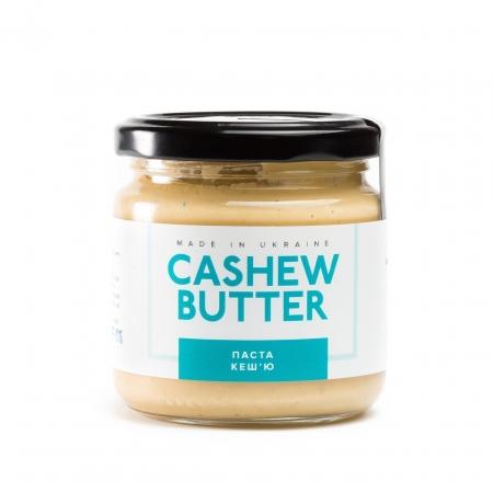 Арахисовая паста Peanut Butter - Кешью (200 грамм)