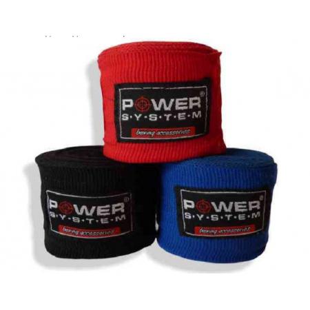 Бинты для бокса Boxing Wraps Power System 4 м