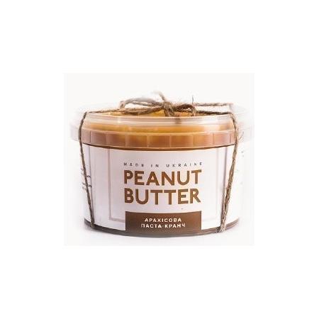 Арахисовая паста-Кранч 280 грамм