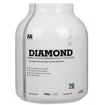 Diamond Hydrolysed Whey Protein Fitness Authority 2270 грамм