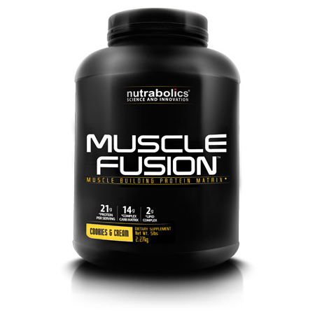 Nutrabolics - Muscle Fusion (2270 гр)