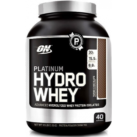 Platinum HydroWhey Optimum Nutrition 1590 грамм