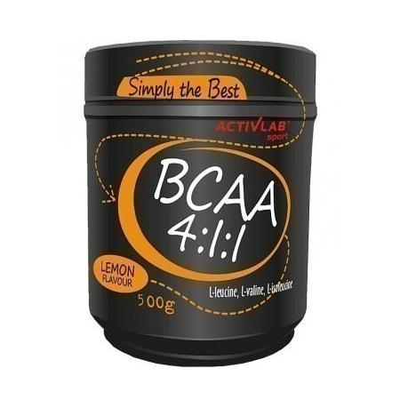 BCAA 4:1:1 ActivLab 500 грамм