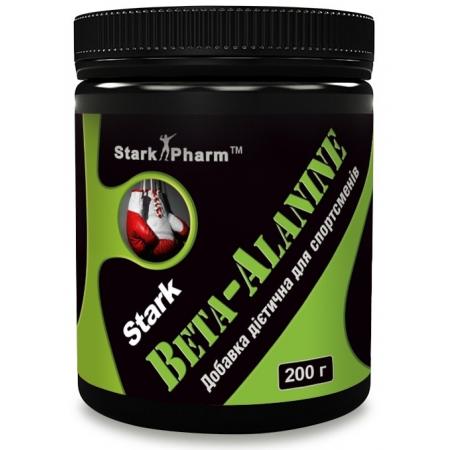 Бета-аланин Stark Pharm - Beta-Alanine 750 мг (120 капсул)