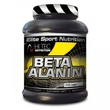 Beta Alanin Hi Tec Nutrition 200 caps.