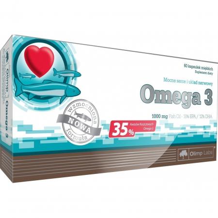 Omega 3 35% Olimp Labs 60 caps.