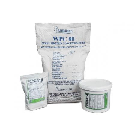 WPC 80 Milkiland Ostrowia (протеин на развес Милкиленд Островия Польша) 15 кг мешок
