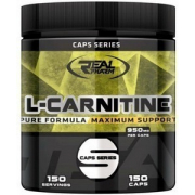 Карнитин Real Pharm - L-Carnitine (150 капс)