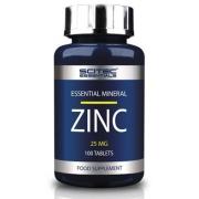 Scitec Nutrition - Zinc 25 мг (100 таб) (цинк) (п 1 таб)