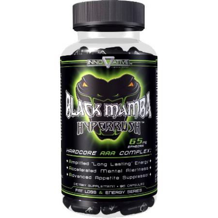 Black Mamba Hyperrush Innovative labs 1 капсула