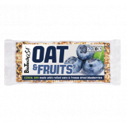 Батончик BioTech - Oat & Fruits (70 гр) [blueberry/черника]