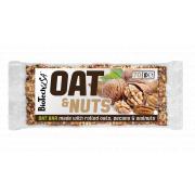 Батончик BioTech - Oat & Nuts (70 г) пекан и грецкий орех