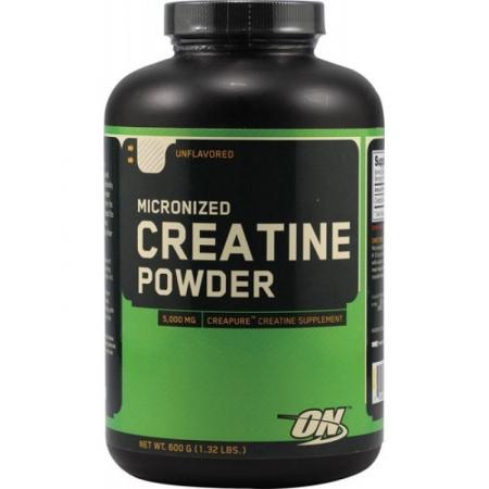 Креатин Optimum Nutrition - Micronized Creatine Powder (600 грамм)