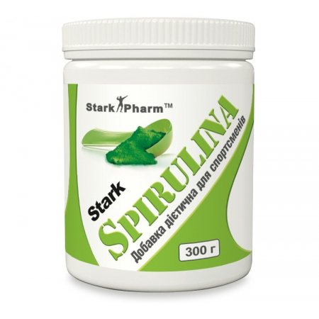 Спирулина Stark Spirulina Powder 300 грамм Stark Pharm