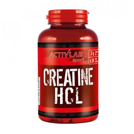 Creatine HCL ActivLab 120 caps.