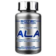 Alpha Lipoic Acid ALA Scitec Nutrition 50 caps.