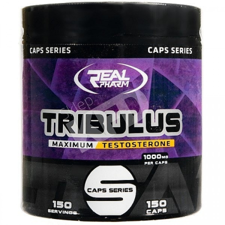 Tribulus 1000 mg Real Pharm 150 caps.