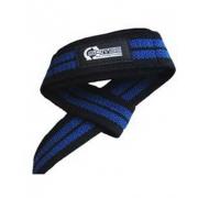 Лямки для тяги Scitec Nutrition - Lifting Straps  [black-blue/черно-синий]