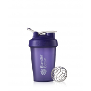Blender Bottle Classic Purple Colour 400 ml