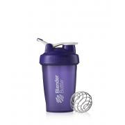 Blender Bottle Classic Purple Colour 400 ml