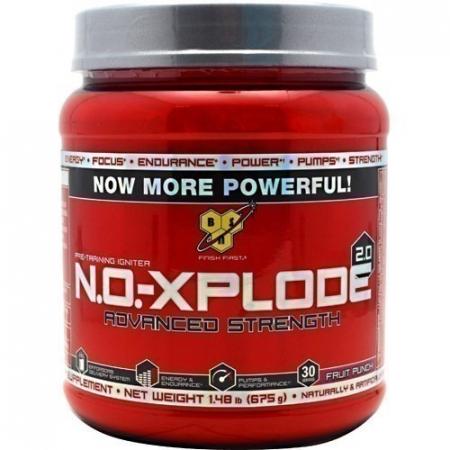 BSN N.O-Xplode 3.0 600 грамм