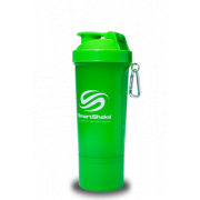 Шейкер SmartShake Slim Neon 400 ml