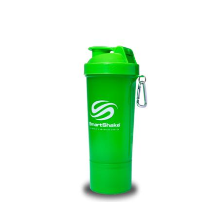 Шейкер SmartShake - Slim (400 мл) [зеленый]