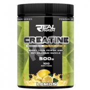 Креатин Real Pharm - Creatine Mono Natural (500 гр)