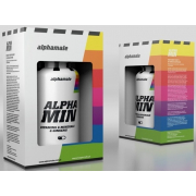 Alphamale Sports Nutrition - Alpha MIN (100 капс)