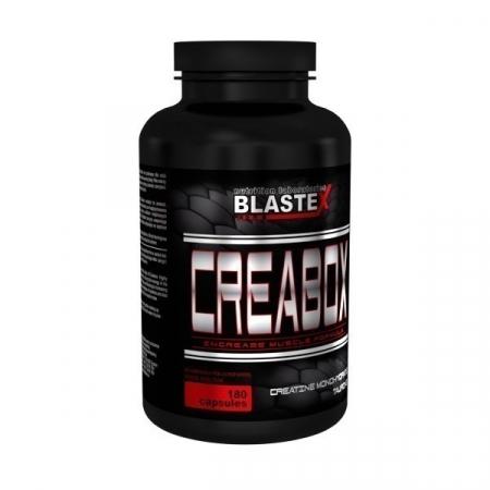 Creabox BlasteX 180 caps.