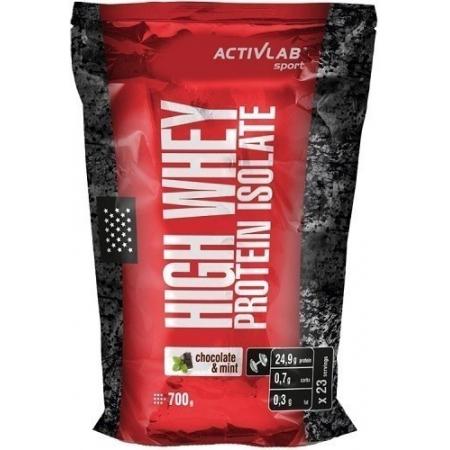 Изолят ActivLab - High Whey Protein Isolate (700 грамм)