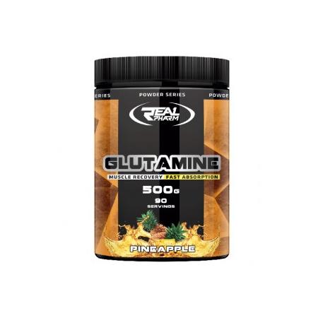 Glutamine Real Pharm 500 грамм
