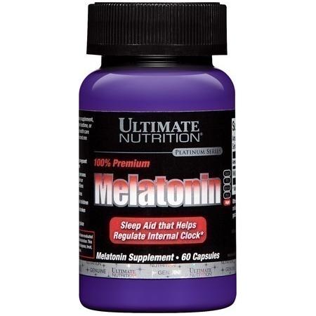 Мелатонин Ultimate Nutrition - Melatonin (60 капсул)