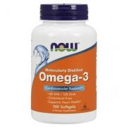 Омега Now Foods - Omega-3 (100 капсул)