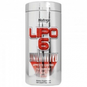 Nutrex Research - Lipo 6 Unlimited (120 капс)