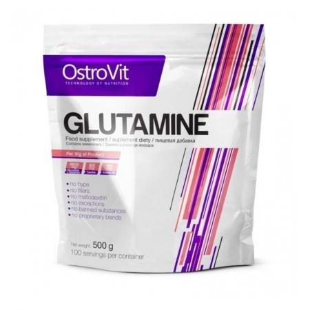 L-Glutamine + Taurine OstroVit 500 грамм