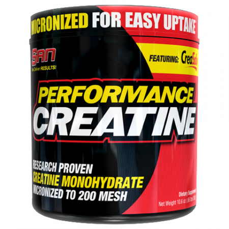 Performance Creatine San 300 грамм