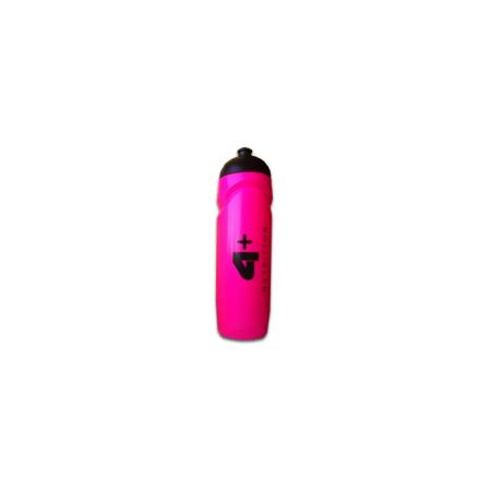 Бутылка для воды 4+ Nutrition (750 мл) розовая