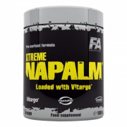 Napalm Xtreme loaded with Vitargo Fitness Authority 1000 грамм