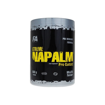 Xtreme Napalm Pre-Contest Fitness Authority 500 грамм
