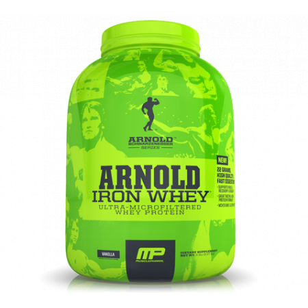 MusclePharm - Arnold Iron Whey (2270 гр)
