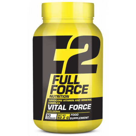 Vital Force Full Force 90 caps.