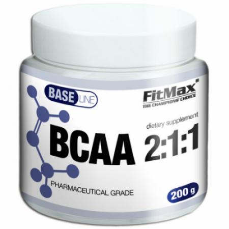 FitMax - BCAA Base 2:1:1 (200 грамм)