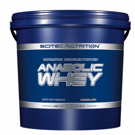 Anabolic Whey Scitec Nutrition 4000 грамм
