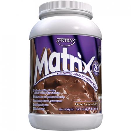 Matrix 2.0 Syntrax 908 грамм (протеин матрикс) ***