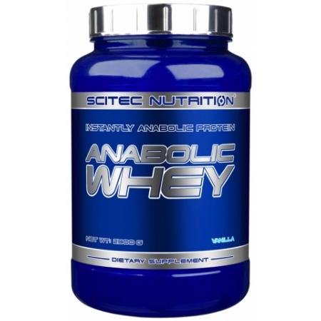 Anabolic Whey Scitec Nutrition 2300 грамм